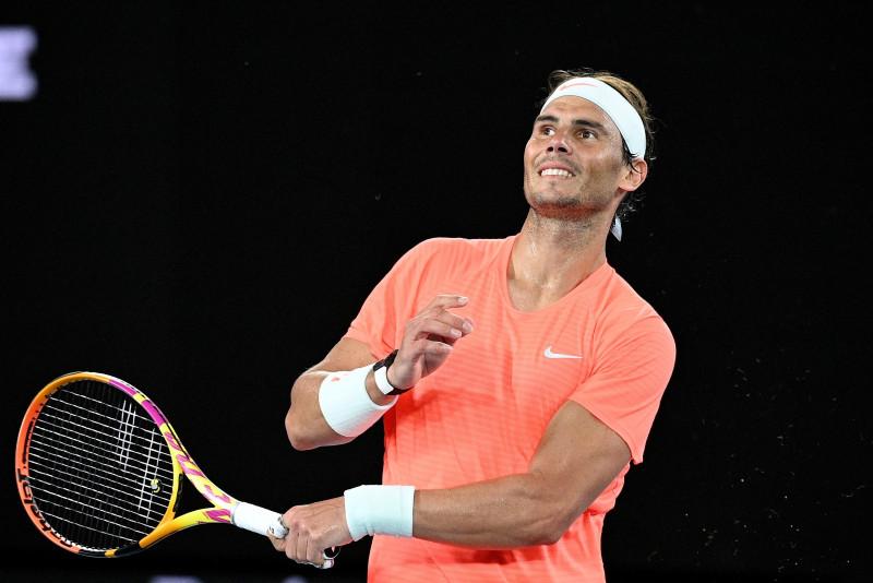 Rafael Nadal supera la segunda ronda de Australia