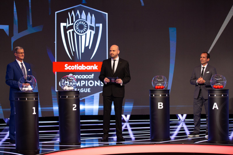 Quedan definidos los enfrentamientos de octavos de final de Concachampions