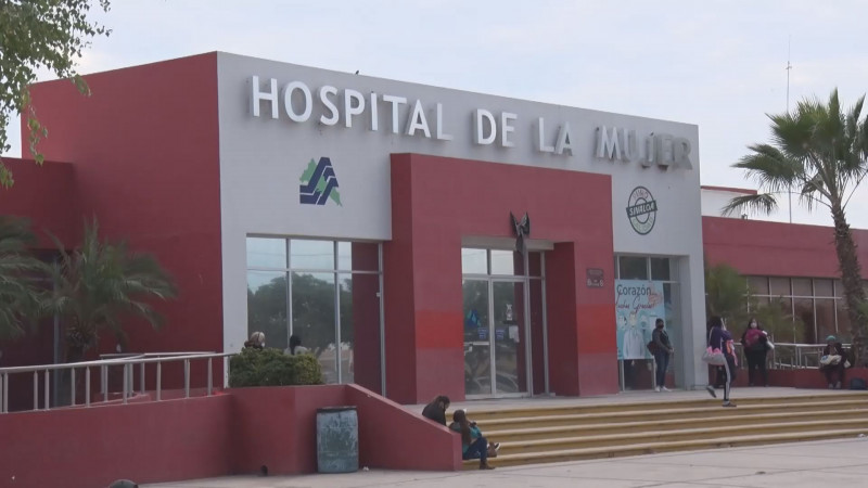 Muere bebé en el Hospital de la Mujer, tras permanecer meses internado