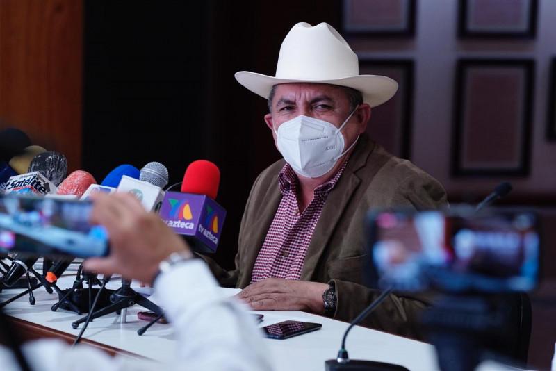 Faustino Hernández suple en la Diputación Permanente