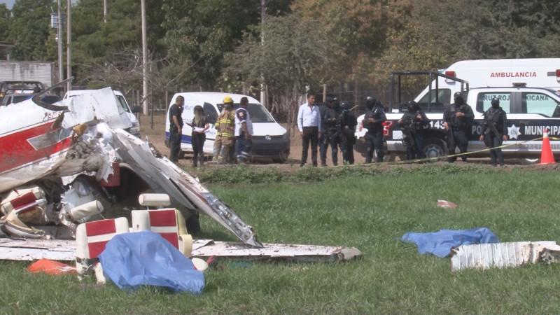 Nieto de Amado Carrillo, muere en accidente de avioneta en Navolato