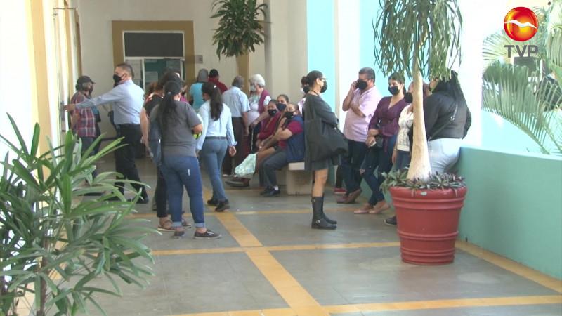 Va de nuez... se relajan las medidas sanitarias en el Ayuntamiento de Mazatlán