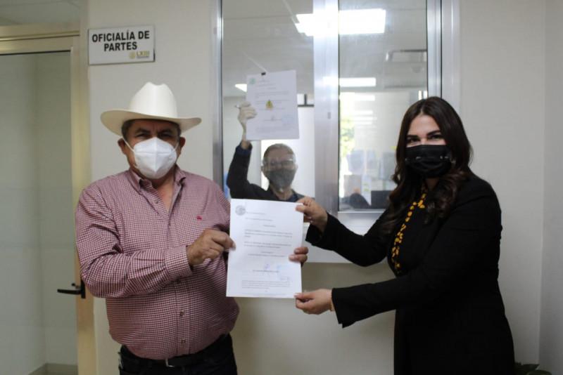 Presenta Faustino Hernández iniciativa para que exista mayor transparencia en Ayuntamientos