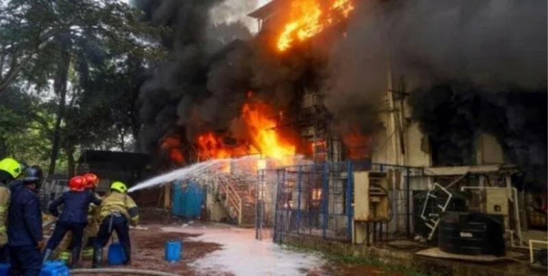 Mueren 13 y 26 resultan heridos por explosión en fábrica de cuetes en la India