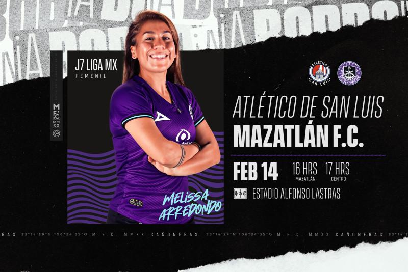 Previa: Mazatlán Femenil vs Atl. San Luis