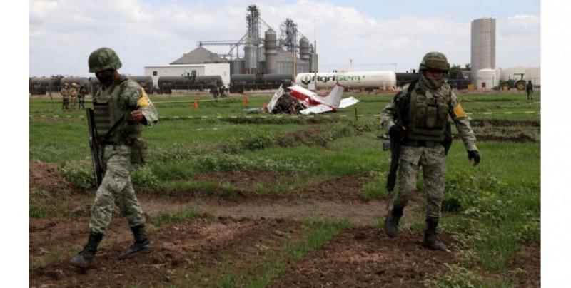 """Muere el nieto del """"Señor de los cielos"""" en accidente de avioneta en Navolato (video)"""