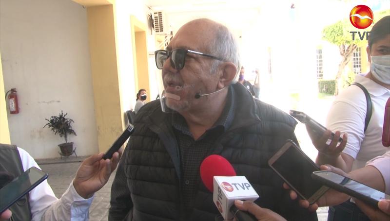 """En marzo pedirá licencia el """"Químico"""" Benítez"""