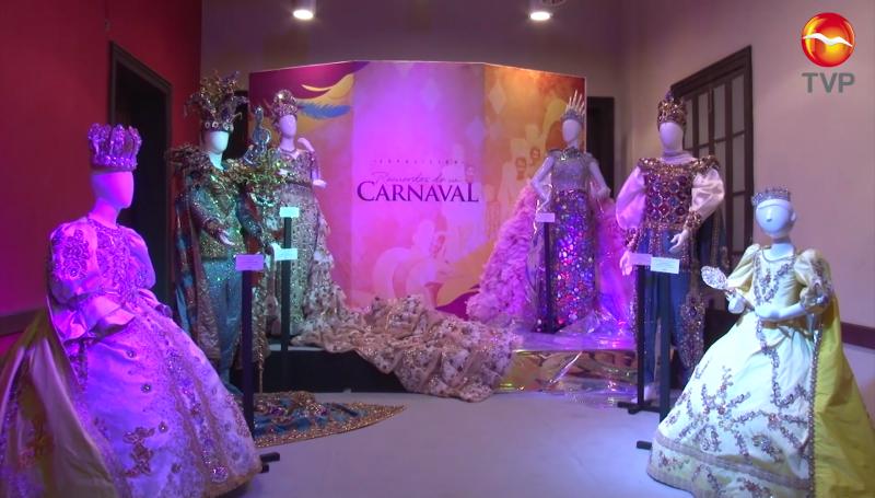 Conoce los recuerdos de un carnaval de Mazatlán