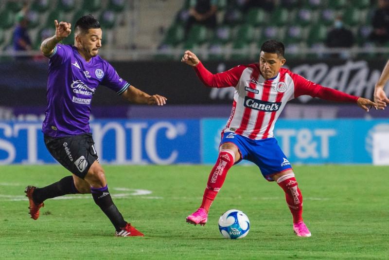 Mazatlan FC cae por 3 goles a 0 ante Atl. San Luis
