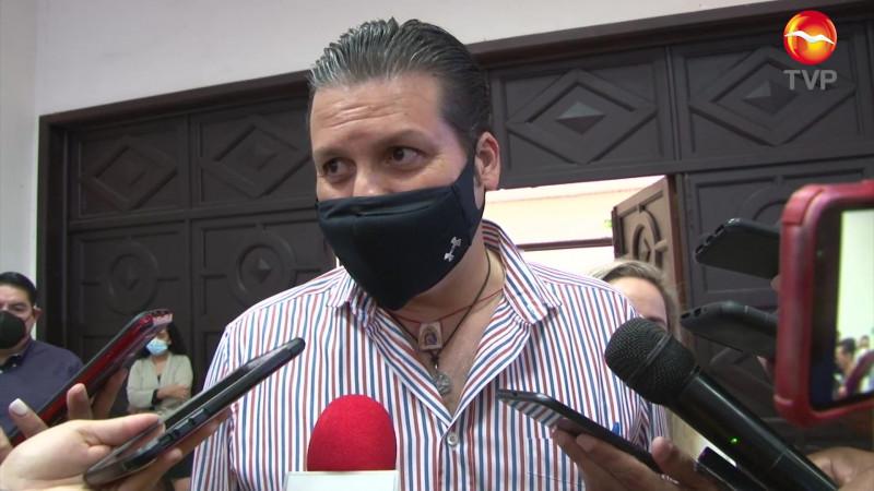 Obstaculiza pandemia licencia de Mario Zamora ante el Senado