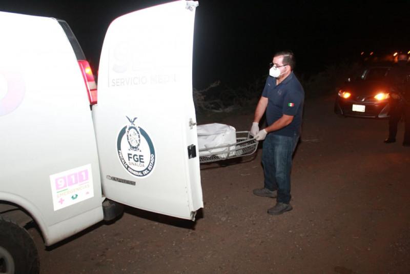 Encuentran a una persona torturada y asesinada al sur de Culiacán