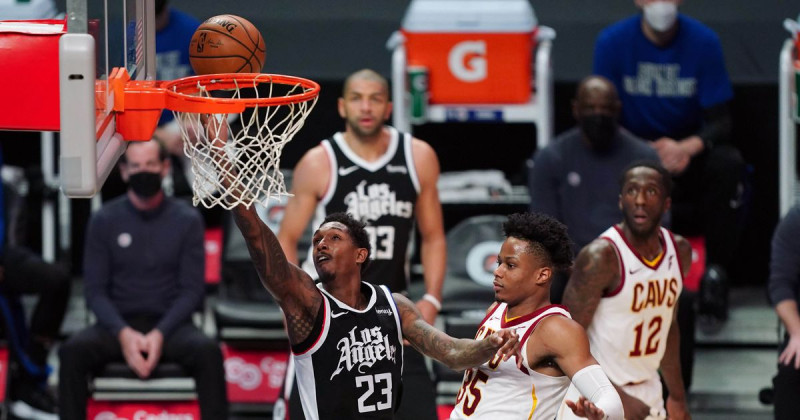 Los Clippers continúan con la buena racha