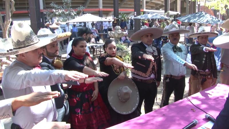 Rodolfo Velarde nuevo presidente de Asociaciones Charras de Sinaloa