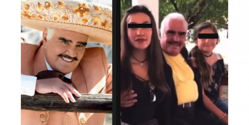 Vicente Fernández recuerda cuando sufrió acoso sexual por parte de su jefa y lo terminaron despidiendo