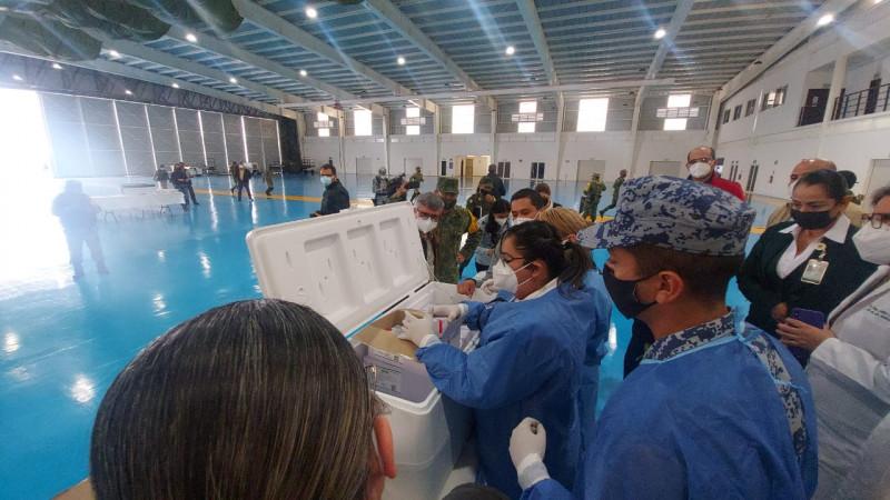Llegarán más vacunas COVID-19 a Sinaloa
