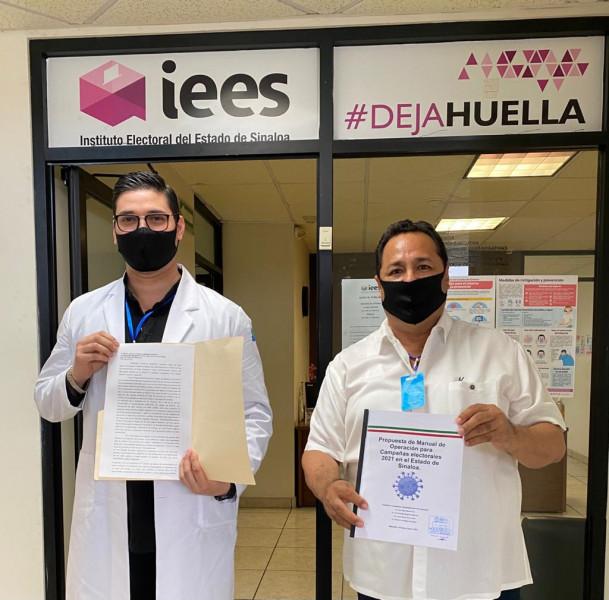 Presenta Fernando Pucheta primer Manual de Operación de Salud para Campañas Políticas