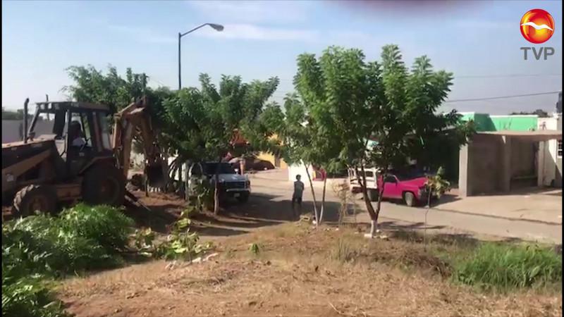 Llaman a denunciar acaparamiento de áreas verdes en Mazatlán