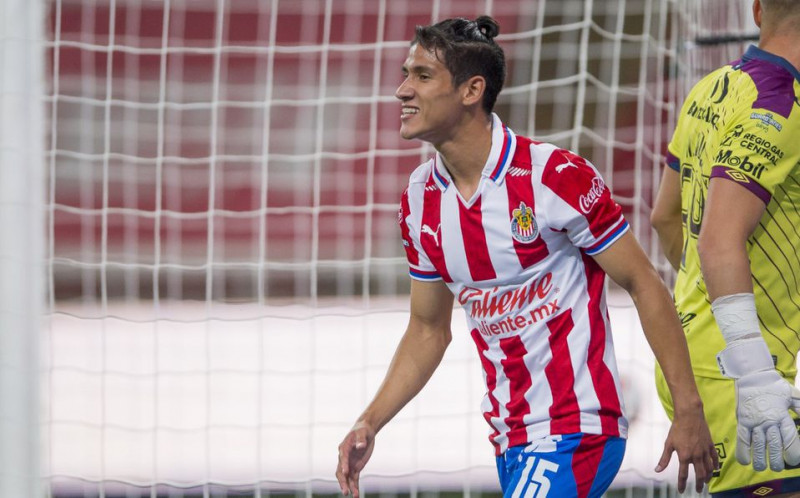 Uriel Antuna sufrió un 'falso positivo' en Selección