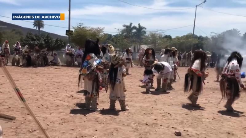 Indígenas realizarán fiestas de semana santa bajo protocolos sanitarios