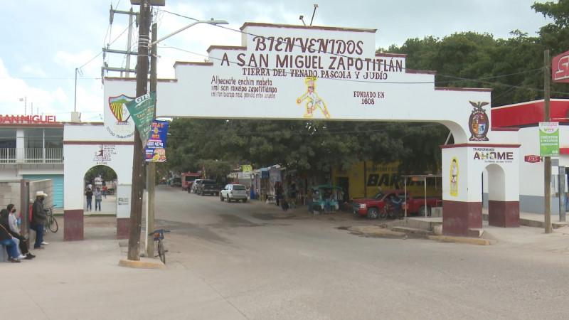 Preocupa la realización de fiestas de semana en San Miguel Zapotitlán