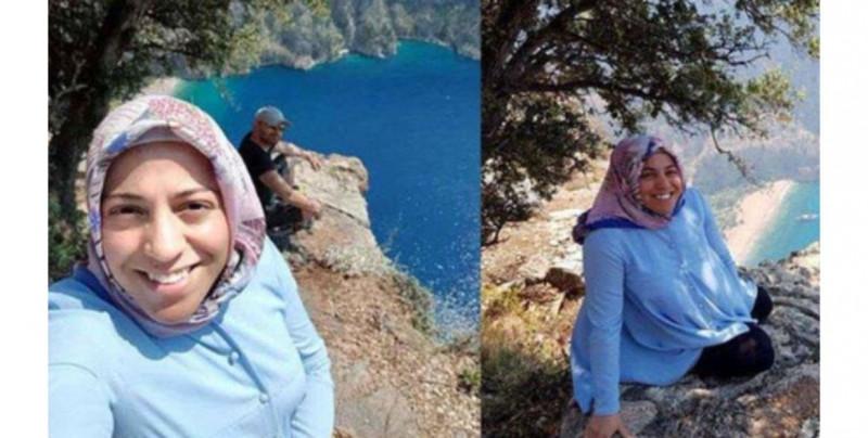 Turco lanza a su esposa embarazada por un acantilado para cobrar 40 mil euros de un seguro