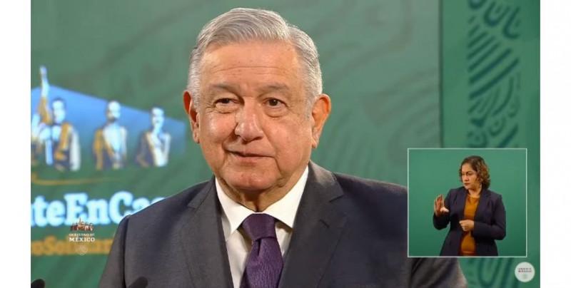 Amlo siempre sí podrá hablar sobre las elecciones en sus mañaneras: Tribunal Electoral de México