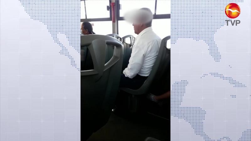 Sin respetarse medidas 'a bordo' en Mazatlán
