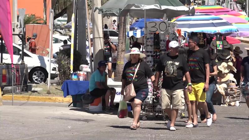 Permitirán ambulantaje conforme a semáforo epidemiológico en Mazatlán