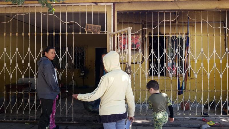 Familia necesita apoyo luego de que se indendió su vivienda