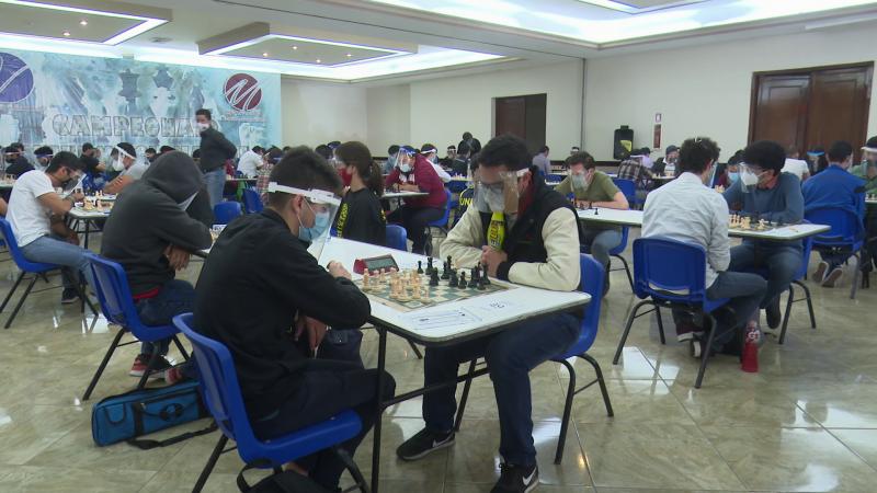 Gran nivel de juego se disputa en el Campeonato de Ajedrez Valladolid