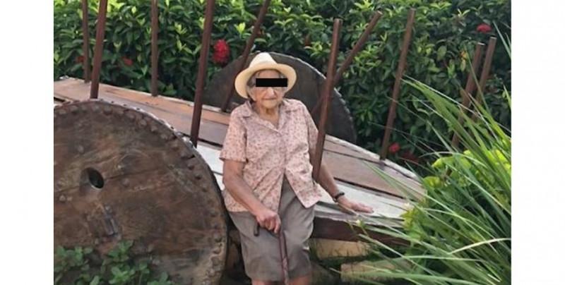 Edna fue vacunada contra Covid-19 y murió atropellada por su hija mientras celebraban en un campo de girasoles
