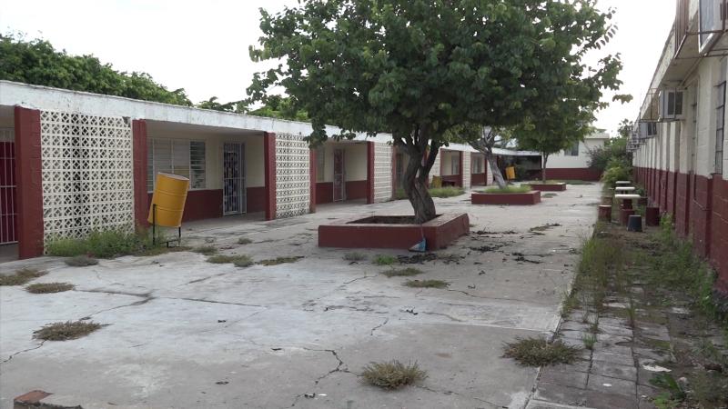 161 escuelas vandalizadas y robadas durante pandemia
