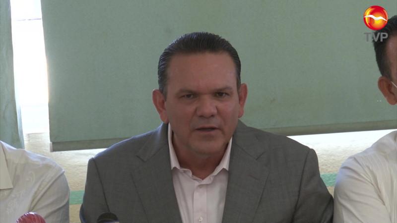 Ve Sergio Torres uso electoral en esquema de vacunación contra el Covid 19
