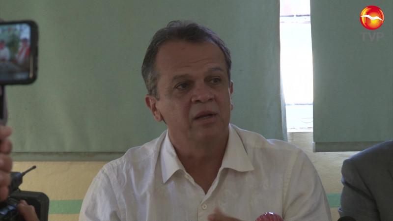 Asegura Heredia que Gobierno de Mazatlán debe salir de sus oficinas
