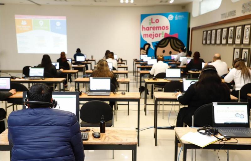 Un total de 112 mil 348 niñas y niños preinscritos cerro el sistema en línea de la SEPyC