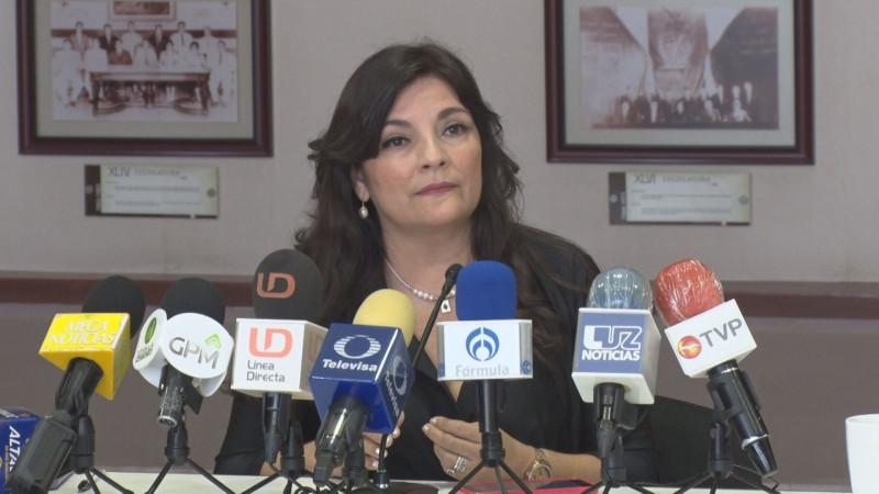 Necesaria en Sinaloa la Unidad Patrimonial y Económica, para atajar el lavado de dinero: Diputada