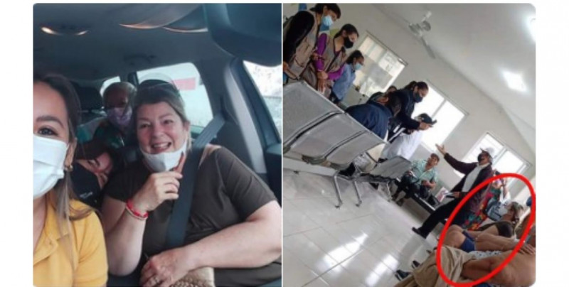 """Señalan que Margarita """"La Diosa de la cumbia"""" uso influencias para vacunarse contra Covid-19"""