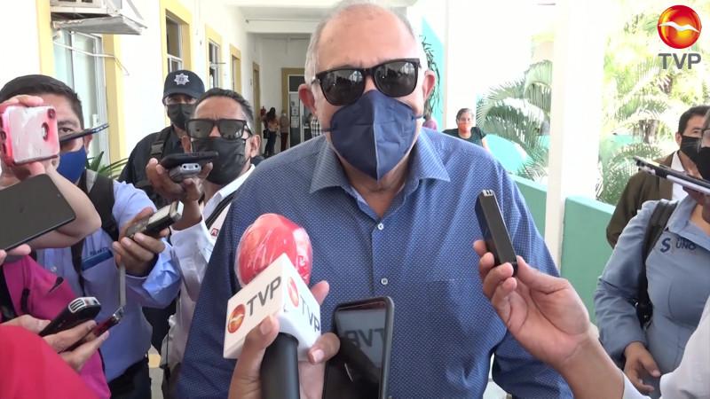 Anuncia el Químico, que pase lo que pase, regresará a la Presidencia de Mazatlán