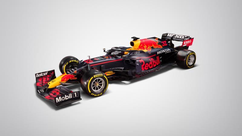 Red Bull presenta su nuevo monoplaza 2021