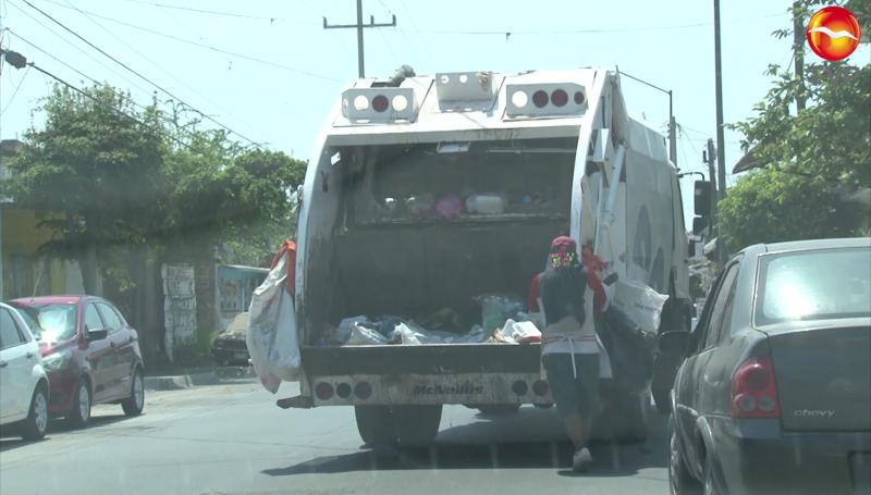 Se rehúsa personal a levantar basura de zona rural en Mazatlán