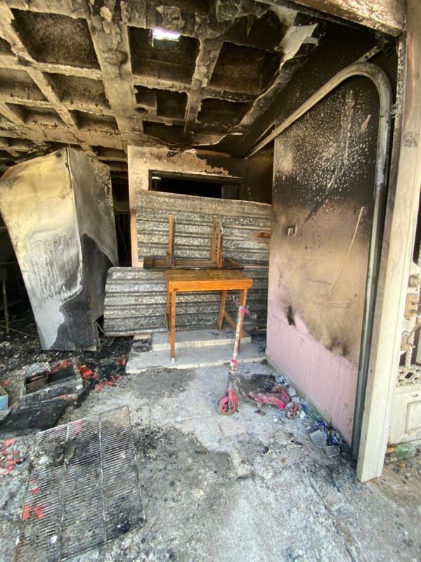 20 incendios en casa habitación van en este 2021