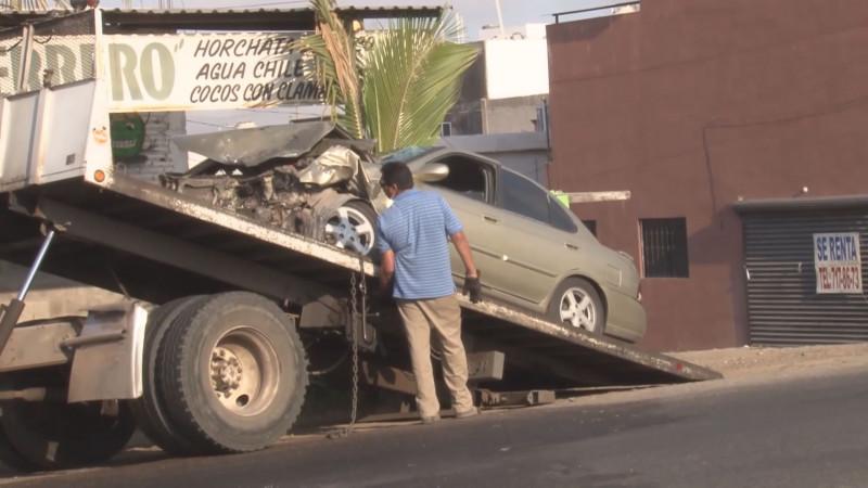 Disminuyen accidentes de tránsito en Culiacán