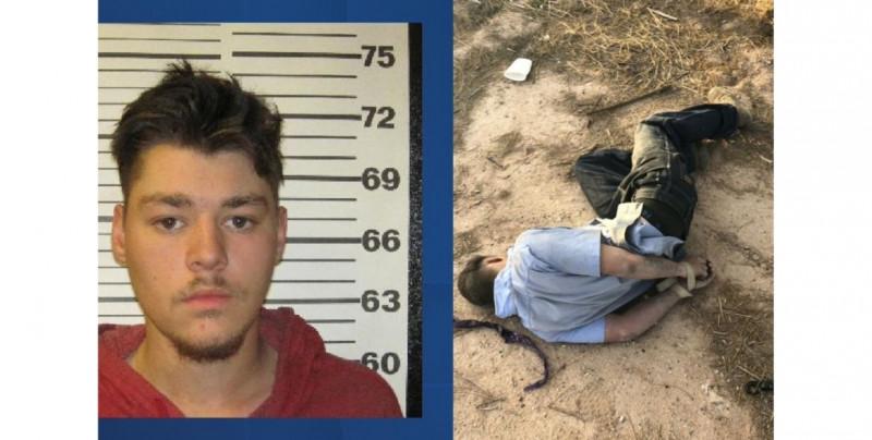 Detienen a hombre que fingió su secuestro para no ir al trabajo