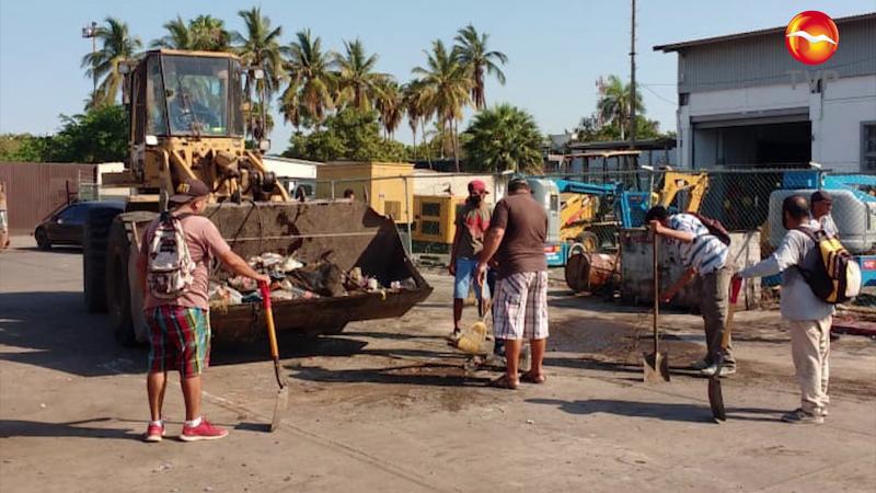 Hay mil 200 solicitudes para el Empleo Temporal en Mazatlán