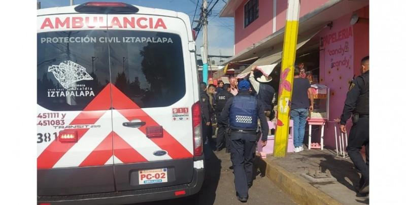 Disparan a trabajadoras de papelería porque solo pudieron entregar 100 pesos en asalto