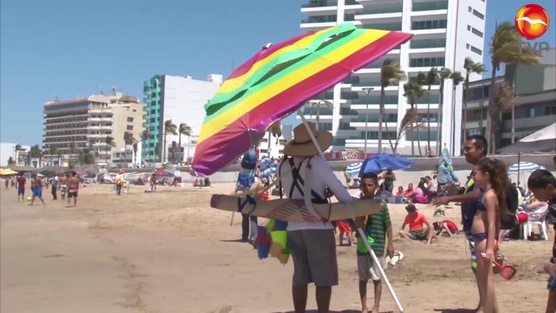 Estarán abiertas playas de Mazatlán durante Semana Santa
