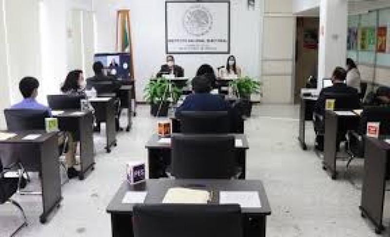 A 100 días de las elecciones, 320 mil 318 ciudadanos fueron sorteados para integrar mesas de casillas