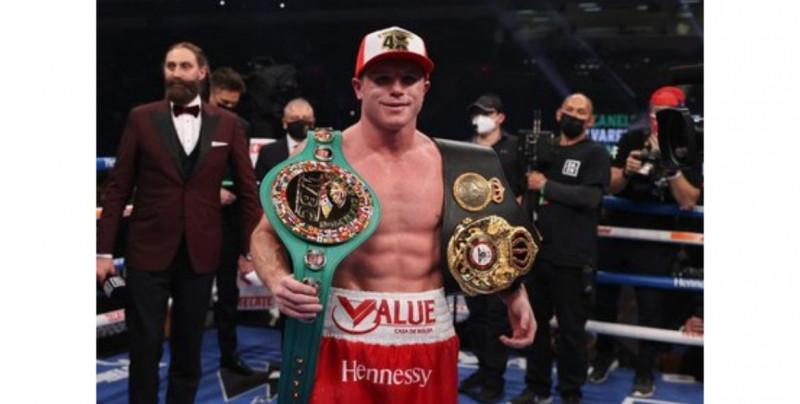 """""""Canelo"""" Álvarez pelea este sábado y espera consolidarse como el mejor boxeador del mundo"""