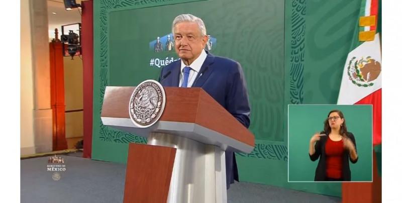 AMLO pide que se publique el expediente del gobernador de Tamaulipas acusado de corrupción