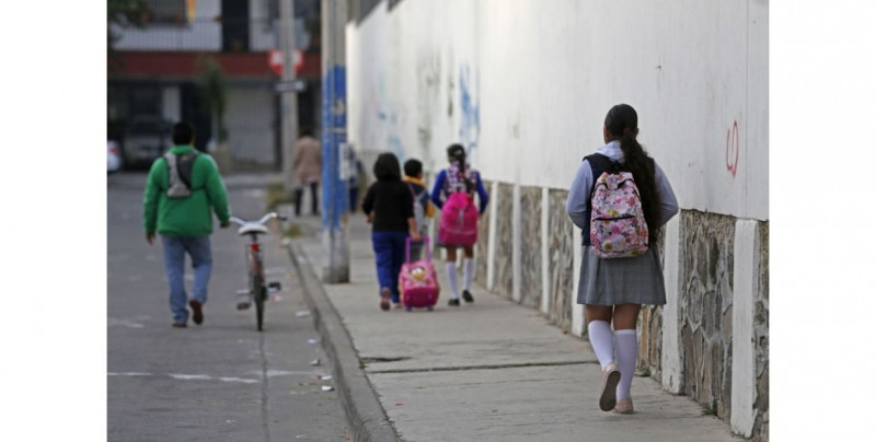 Las primarias de Jalisco regresaron a clases presenciales este lunes